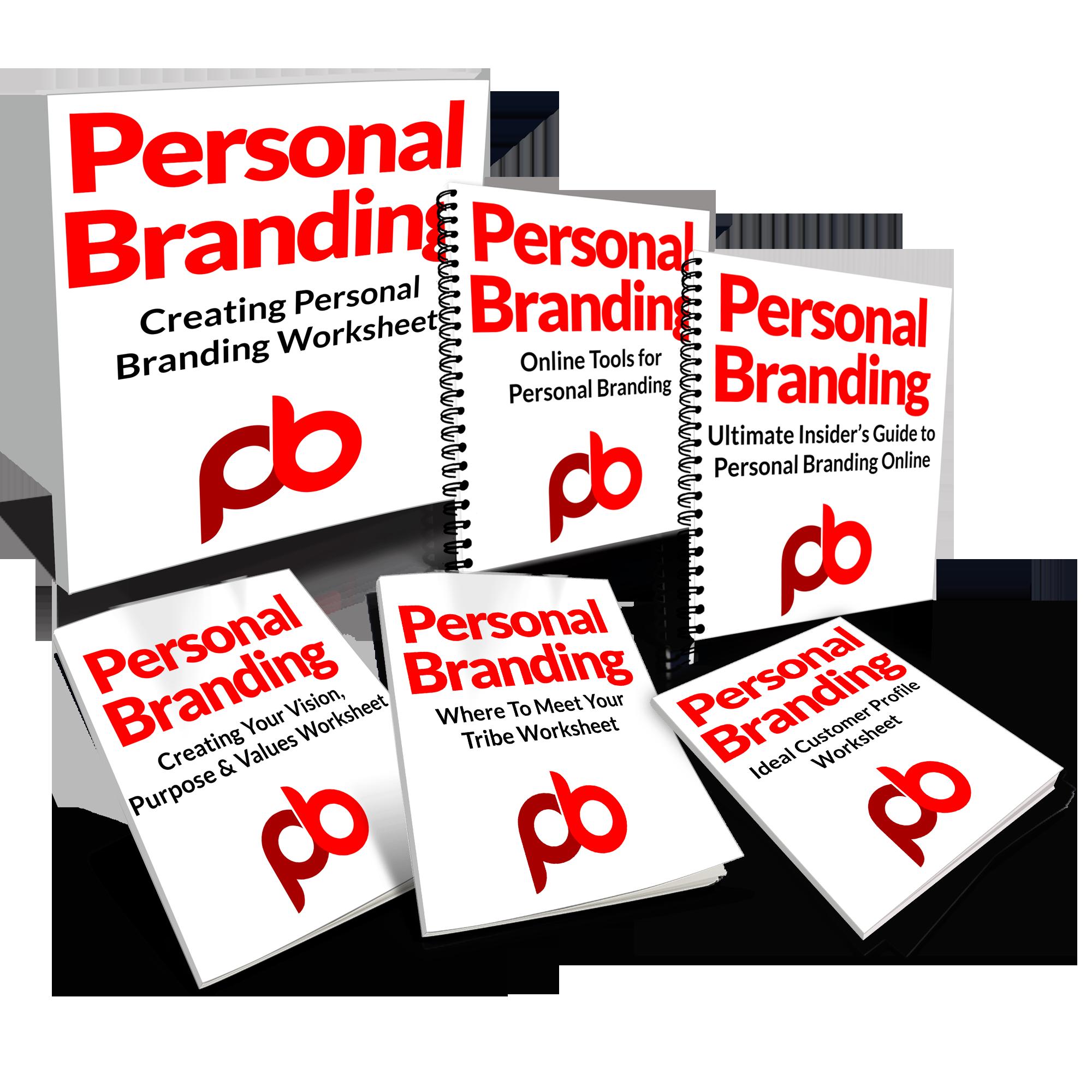 Personal Branding PLR Templates